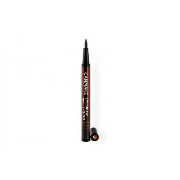 Canmake Eyebrow Liquid #1 Natural Brown