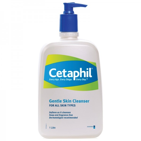 Cetaphil Gentle Skin Cleanser 1000ml.