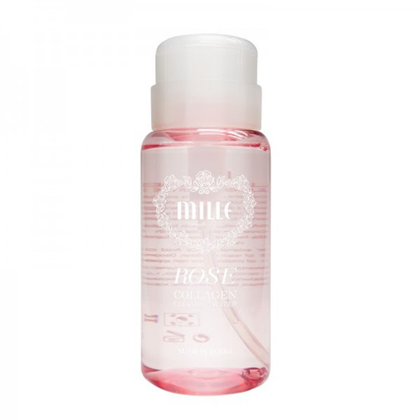 MILLE ROSE COLLAGEN CLEANING WATER